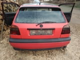 Фолцваген голф 3 гти 2.0 16 в 150 к.с. VW golf 3 gti 2.0 16 v 150 ph
