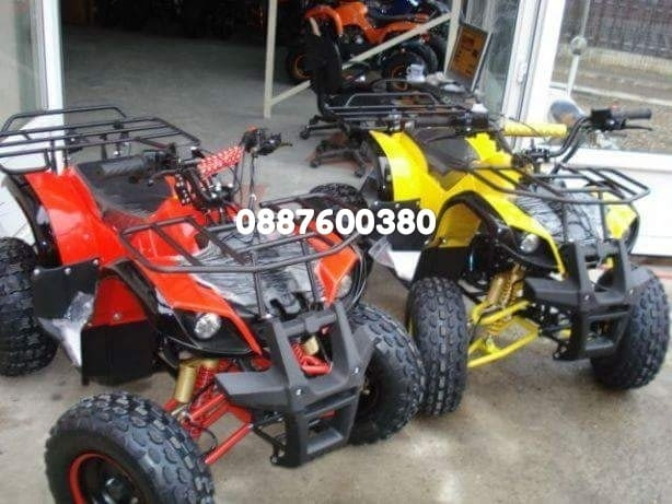 АТВта на най-ниска цена! ATV, Polaris, Gasoline - city of Sofia | Motors & Scooters - снимка 5