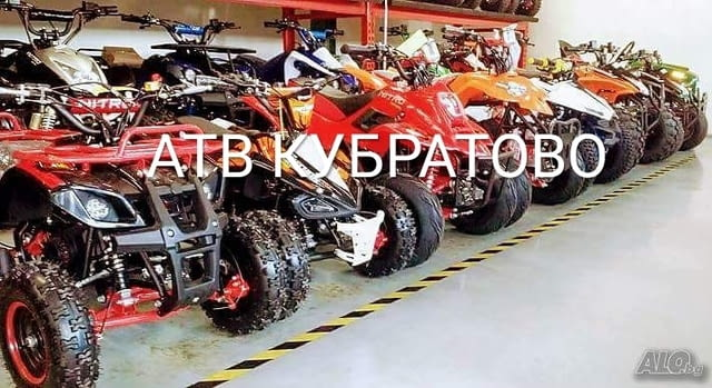 АТВта на най-ниска цена! ATV, Polaris, Gasoline - city of Sofia | Motors & Scooters - снимка 6
