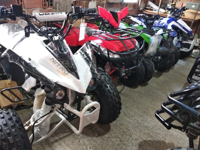 АТВта на най-ниска цена! ATV, Polaris, Gasoline - city of Sofia | Motors & Scooters - снимка 11